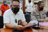 Mantan Bupati Mambra terduga kasus korupsi dana COVID-19 ditahan