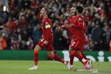 Liverpool menangi duel elit Eropa kontra Milan di Anfield