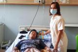 BPJS Kesehatan tanggung biaya pengobatan penderita pendarahan lambung