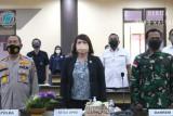 Ketua DPRD Kaltara hadiri Vicon Aplikasi Launching Asap Digital