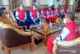 PON Papua - Pemkab Morut beri sepeda motor bagi atlet peraih medali PON