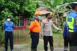 Banjir di Ampah Kota terjadi pada beberapa rukun tetangga