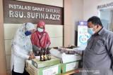 Dompet Dhuafa Waspada kirim suplemen ke RS Sufina Aziz