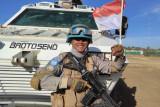 Mantap, dua anggota Polres Meranti ikut misi perdamaian PBB di Afrika