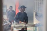 Cegah penularan DBD Rutan Makassar difogging