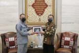 Kepala Kantor Bakamla temui Wali Kota Makassar bahas rencana penempatan SPD