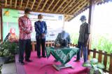 Bupati Sleman meresmikan irigasi air tanah dangkal di Prambanan