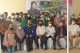 IKA Unram membekali milenial NTB bertani kreatif di masa pandemi