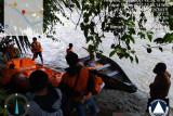 BPBD OKU kerahkan puluhan  personel cari korban tenggelam di sungai