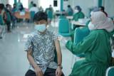 Unila gelar vaksinasi dukung percepatan vaksinasi pemerintah