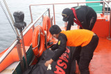 Basarnas temukan jenazah nelayan tenggelam di perairan Raja Ampat