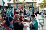 Pemprov Sulsel genjot vaksinasi COVID-19 di kalangan pelajar
