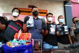 Polisi bekuk dua pegawai kontrak pelaku pembobol Balai Kota Makassar