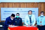 Pemkab Majene dan DJPb Sulbar tingkatan pengelolaan keuangan daerah