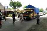 Peternak ayam petelur di Lotim sweeping truk dari Bali dan Jawa