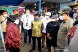 Menteri Sosial tinjau daerah terdampak banjir di Palangka Raya