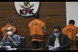 KPK tetapkan Plt Kadis PU HSU sebagai tersangka
