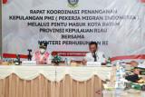 Kepri harap pemulangan PMI tidak hanya melalui di Kota Batam