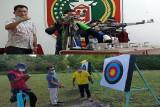 Kegiatan atlet PON Kalteng terus dipantau