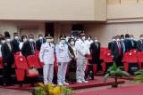 Gubernur lantik Bupati Sabu Raijua dan Bupati Lembata