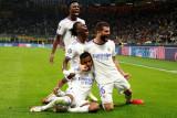 Sepak bola - Ancelotti puji dua darah muda Madrid , Rodrygo dan Camavinga