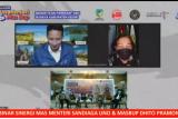 Menparekraf Sandiaga Uno dorong PHRI untuk manfaatkan program PEN pariwisata