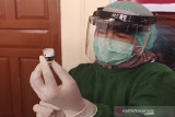 Vaksinasi COVID-19 di Palangka Raya capai 136.244 orang
