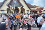 Berawal dari video yang viral, polisi tangkap dua pencuri belasan sepeda motor di Bukittinggi