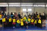 Ini bentuk dukungan Porwosi Sumbar bagi atlet wanita berprestasi daerah itu di PON Papua