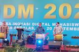 1.495 tim mahasiswa berkompetisi pada Lomba Inovasi Digital Mahasiswa 2021 di Unand