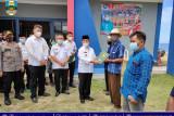 Wakil Bupati Pesisir Barat serahkan sertifikat tanah di Kecamatan Ngambur