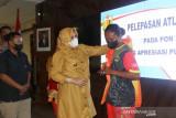 Bupati janjikan bonus bagi atlet peraih medali emas PON XX Papua