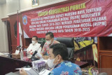 Pemkab Mura gelar konsultasi publik terkait RUPM