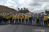 Construction of BIL-Mandalika Bypass for WSBK is 90-percent complete