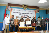 Permudah layanan keuangan, Pemkab Natuna gandeng Bank Riau Kepri