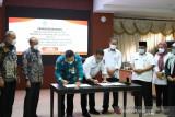 Bank Riau Kepri jadi mitra Pemprov Kepri subsidi bunga pinjaman modal usaha