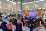 Peringati Harhubnas, Jasa Raharja Lampung edukasi masyarakat di terminal Rajabasa
