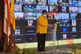 Kader Golkar diinstruksikan pendekatan kultural untuk menangi  pemilu