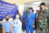 KSAL perintahkan jajarannya gencar vaksinasi COVID-19 kalangan pelajar