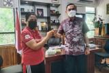 Bupati Ende apresiasi semangat Kakanwil Kemenkumham NTT