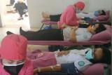 Aksi donor darah, Duta BPJS Kesehatan ingin bantu selamatkan nyawa sesama