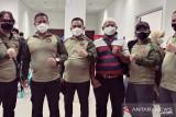 BNPT-Dinkes Samarinda gelar vaksinasi untuk mantan narapidana teroris