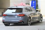 Spesifikasi singkat New Audi RS 4 Avant, Wagon bermesin V6  2,9 liter Twin-Turbo