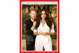 Harry dan Meghan masuk daftar 100 orang berpengaruh majalah TIME