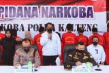 Dua warga Kotim terlibat kasus narkotika terancam hukuman mati