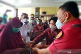Mensos dorong Bank Himbara Kalteng penuhi hak bansos sebelum pekan ke-3 September