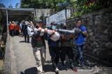 Simulasi penanggulangan bencana Sesar Lembang