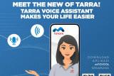 PT Toyota Astra sematkan fitur Voice Command pada aplikasi digital TARRA