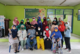 Dosen UHO Kendari kampanye kepada masyarakat soal vaksinasi dan prokes 5M
