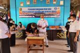 GM Telkom lakukan MoU dengan SMKN 3 Kotabumi dukung Program SMK Pusat Keunggulan